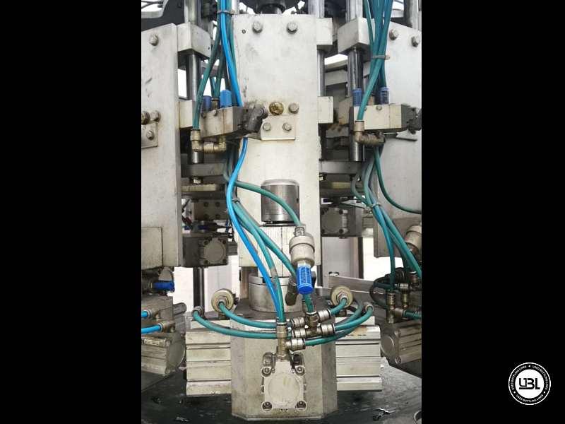 Used Capsuling Machine Nortan Prisma 120S 2T year 1999 – 9000 bph - 13