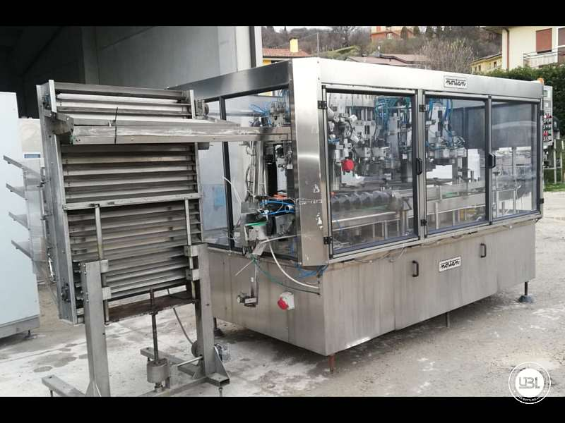 Used Capsuling Machine Nortan Prisma 120S 2T year 1999 – 9000 bph - 4