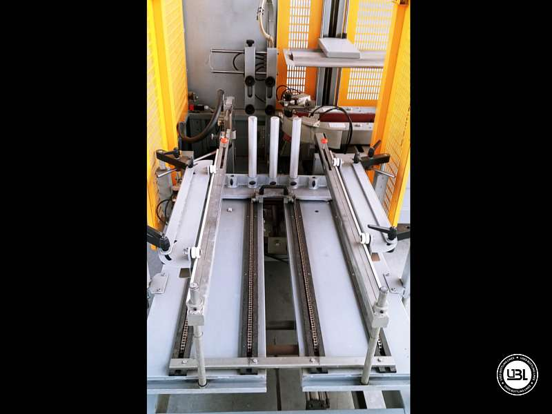 Used Case Erector Siat F 144-DX for Adhesive tape 500 cartons/hour - 3