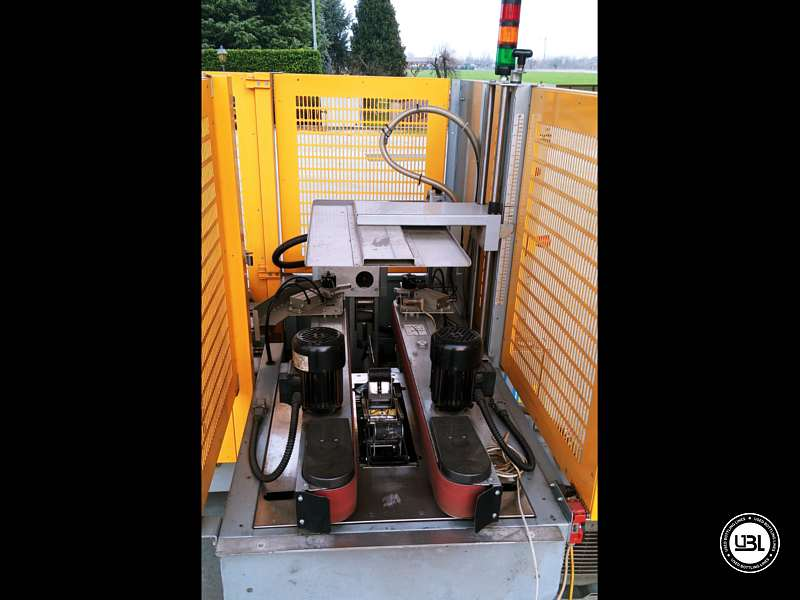 Used Case Erector Siat F 144-DX for Adhesive tape 500 cartons/hour - 4