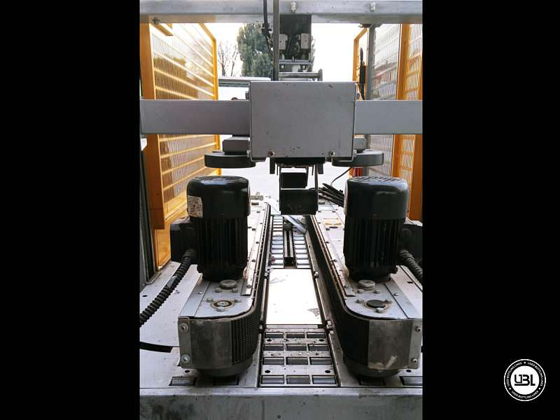 Used Case Sealer Siat SM11.P C for Adhesive tape 500 cartons/hour - 4