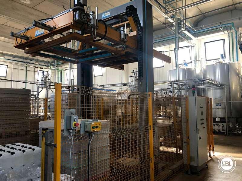 Used Hot Fill Complete Bottling Line for Glass 10000 bph - 1