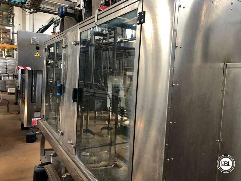 Used Hot Fill Complete Bottling Line for Glass 10000 bph - 11