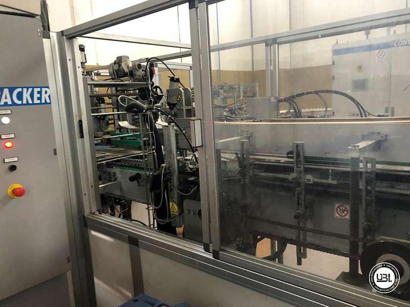 Used Hot Fill Complete Bottling Line for Glass 10000 bph - 14