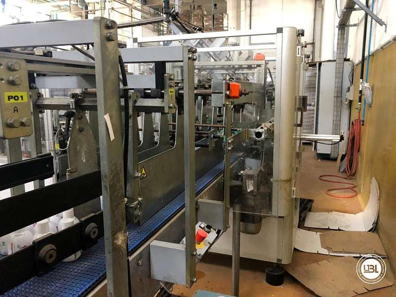 Used Hot Fill Complete Bottling Line for Glass 10000 bph - 16