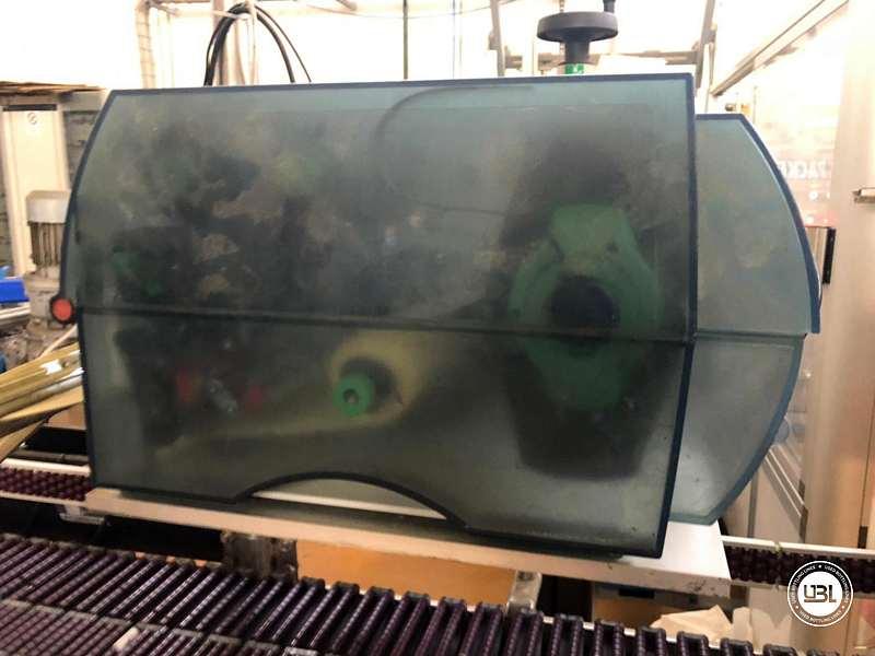 Used Hot Fill Complete Bottling Line for Glass 10000 bph - 17