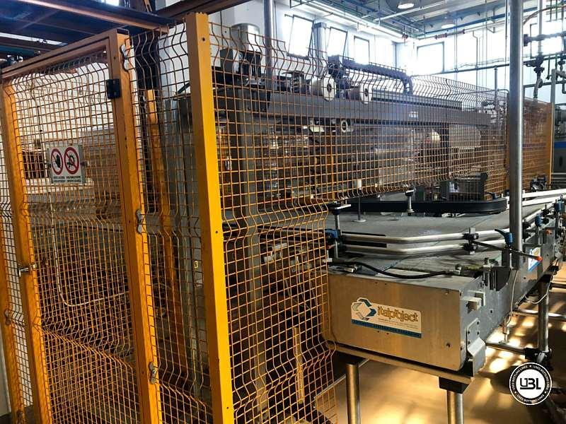 Used Hot Fill Complete Bottling Line for Glass 10000 bph - 2