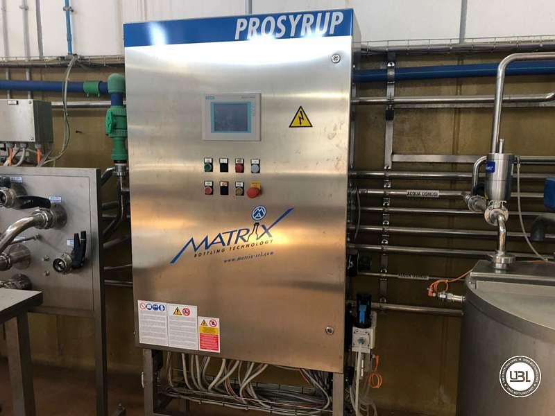 Used Hot Fill Complete Bottling Line for Glass 10000 bph - 22