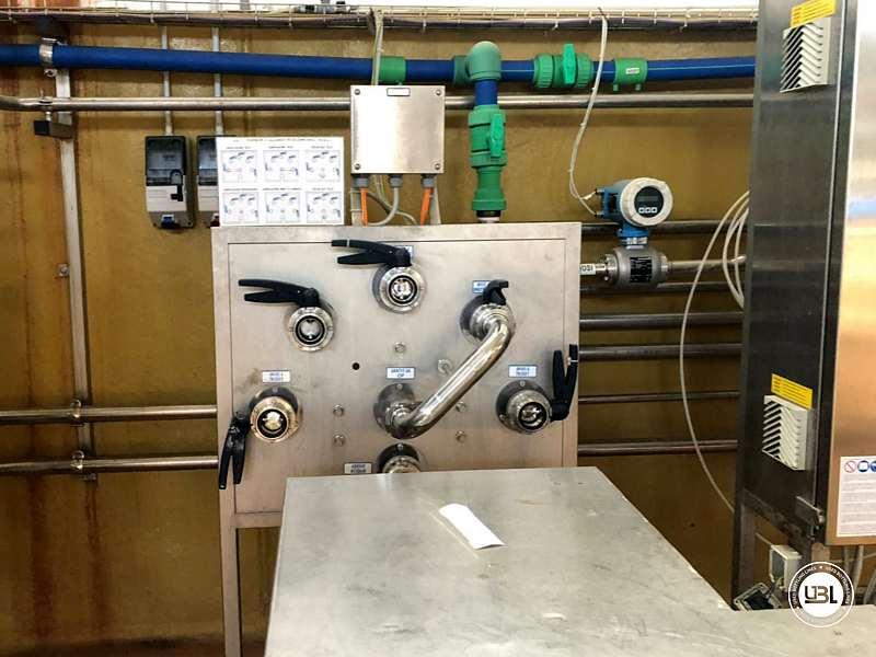Used Hot Fill Complete Bottling Line for Glass 10000 bph - 24