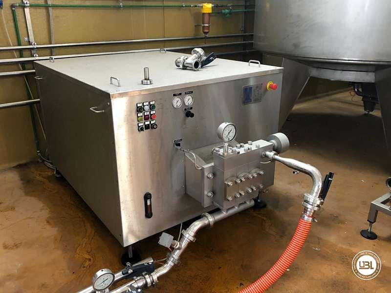 Used Hot Fill Complete Bottling Line for Glass 10000 bph - 26