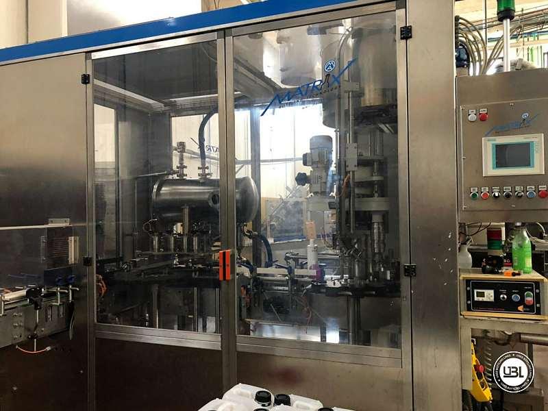 Used Hot Fill Complete Bottling Line for Glass 10000 bph - 28
