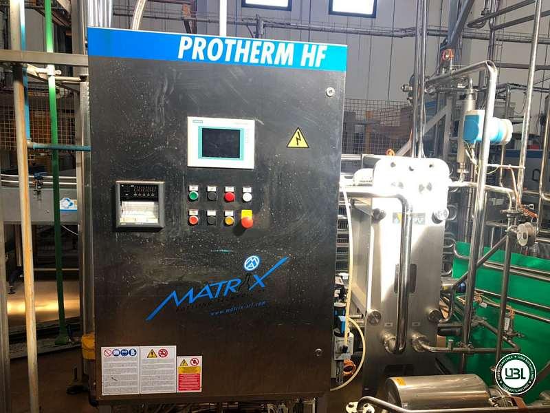 Used Hot Fill Complete Bottling Line for Glass 10000 bph - 3