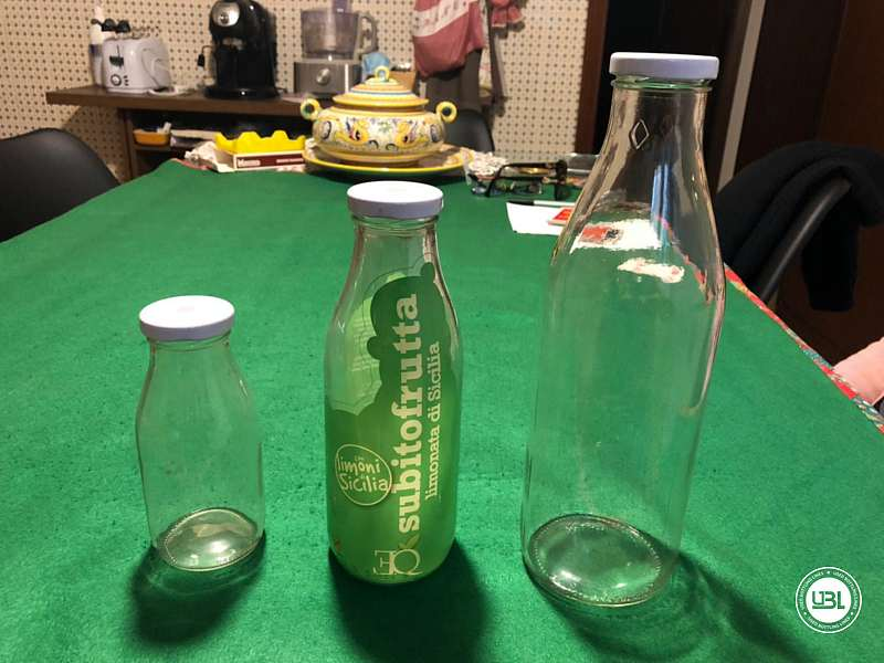 Used Hot Fill Complete Bottling Line for Glass 10000 bph - 30