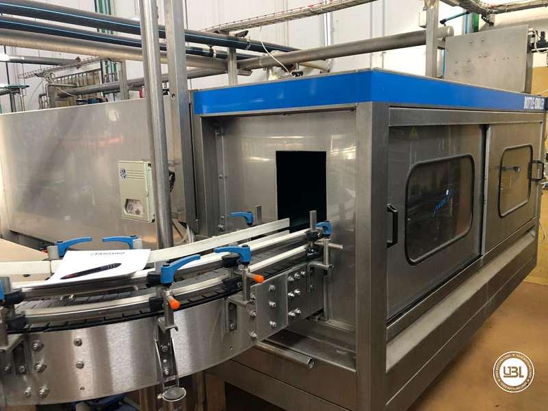 Used Hot Fill Complete Bottling Line for Glass 10000 bph - 8