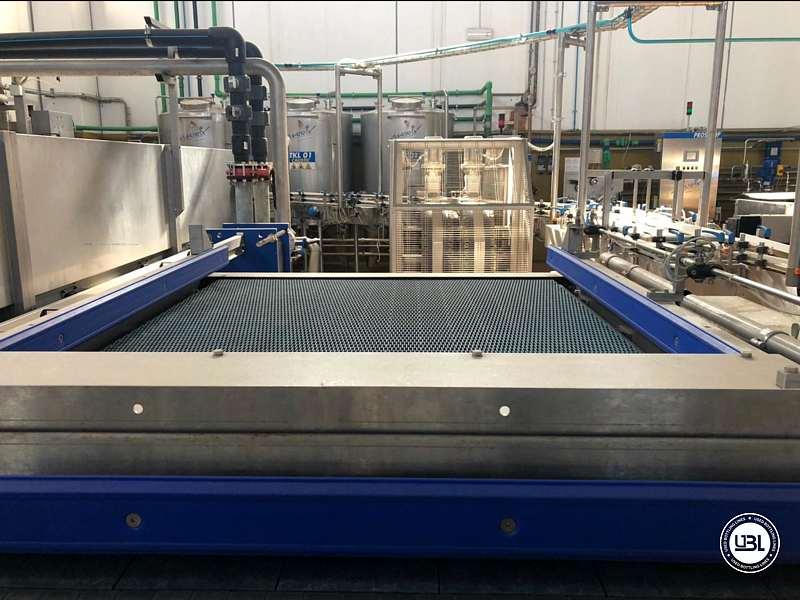 Used Hot Fill Complete Bottling Line for Glass 10000 bph - 9