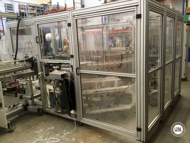 New Can Sealer 60 heads 30000 cph - 0