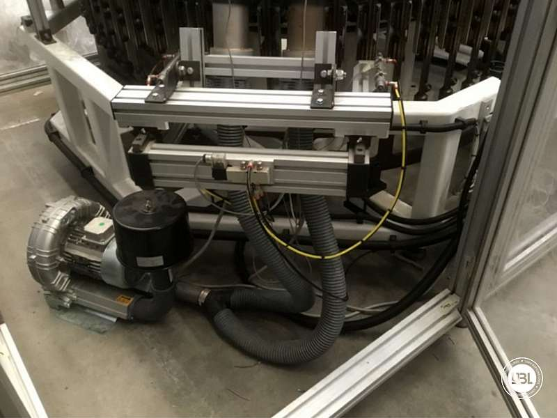 New Can Sealer 60 heads 30000 cph - 11