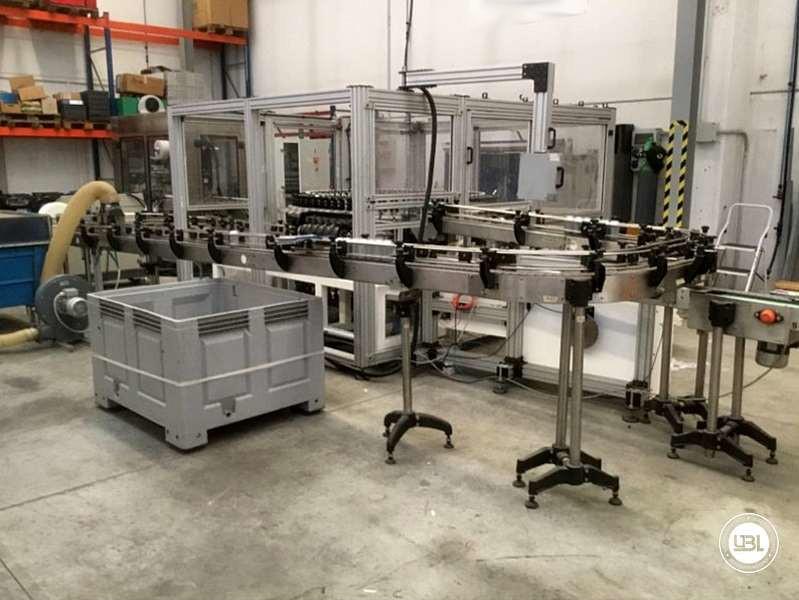 New Can Sealer 60 heads 30000 cph - 2