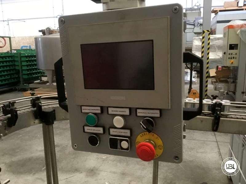 New Can Sealer 60 heads 30000 cph - 5