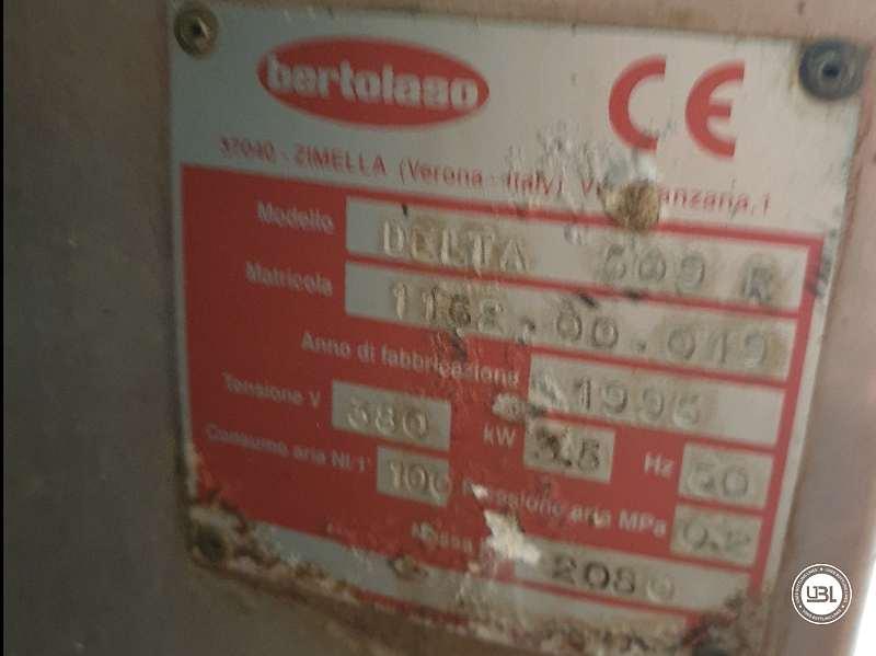 Used Capping Machine Bertolaso DELTA 509 R 9 heads 14500 bph Straight Cork - 6