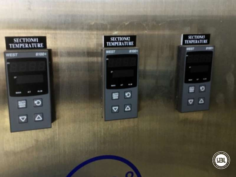 Unidad de calefacción / refrigeración usada F&P Machinery LFPL-1 (HTC-HC) año 2010 - 19
