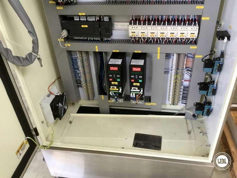 Unité de chauffage/refroidissement F&P Machinery LFPL-1 (HTC-HC) d'occasion année 2010 - 21