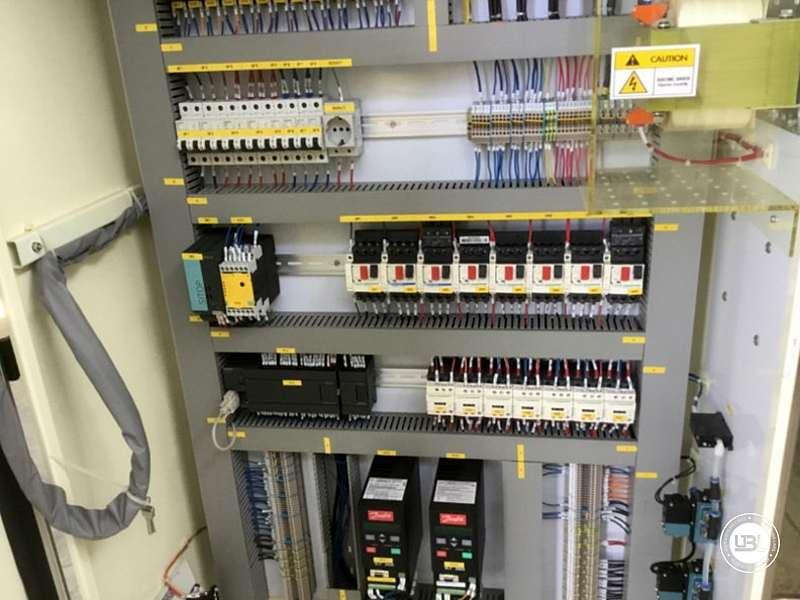 Unité de chauffage/refroidissement F&P Machinery LFPL-1 (HTC-HC) d'occasion année 2010 - 22