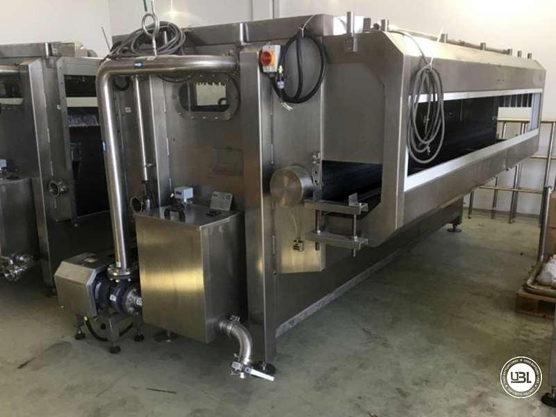 Unidad de calefacción / refrigeración usada F&P Machinery LFPL-1 (HTC-HC) año 2010 - 3