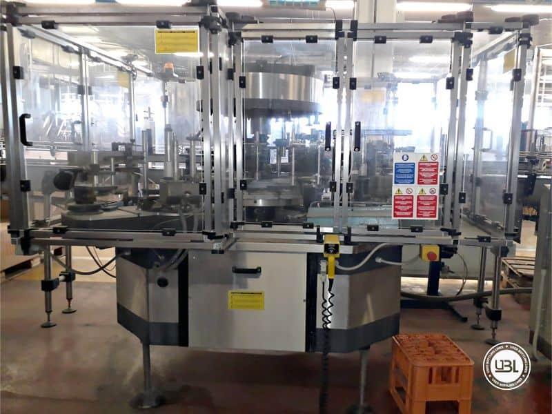 Used Bottling Complete Line Glass Bottles Carboy 3L 2000 bph - 10