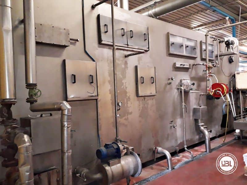 Used Bottling Complete Line Glass Bottles Carboy 3L 2000 bph - 2