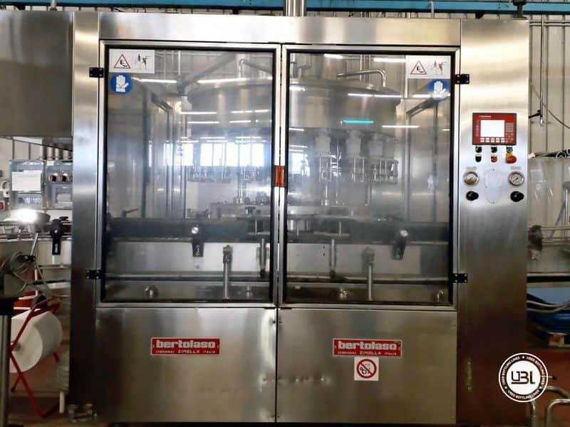 Used Bottling Complete Line Glass Bottles Carboy 3L 2000 bph - 3