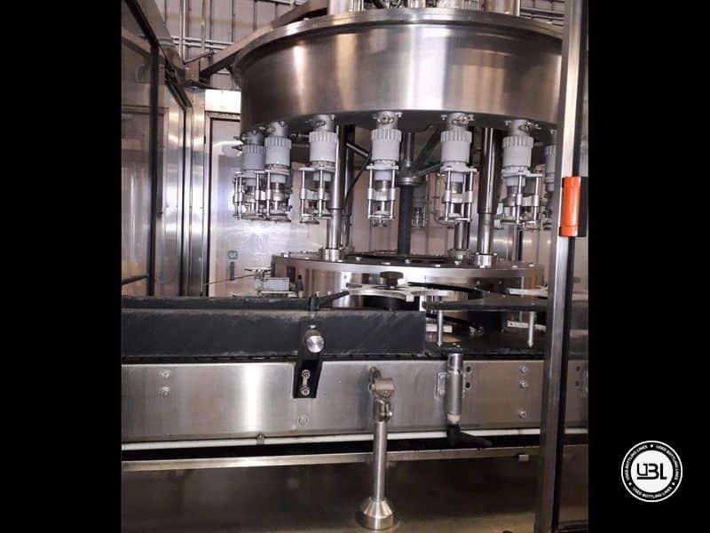 Used Bottling Complete Line Glass Bottles Carboy 3L 2000 bph - 4