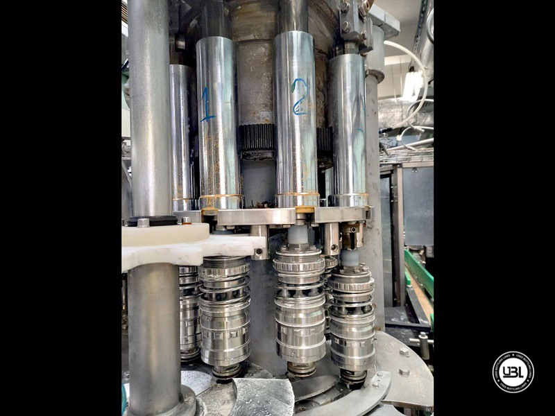 Used KHS Isobaric PET Filling Bottling Complete Line for Beer and Soft Drinks year 2007 up to 10.000 bph - 14