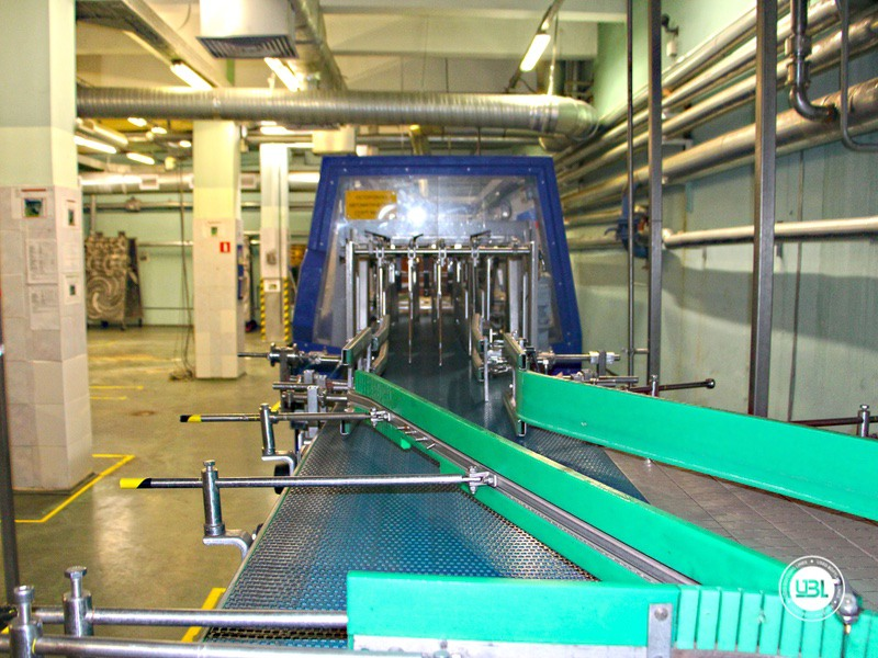 Used KHS Isobaric PET Filling Bottling Complete Line for Beer and Soft Drinks year 2007 up to 10.000 bph - 19