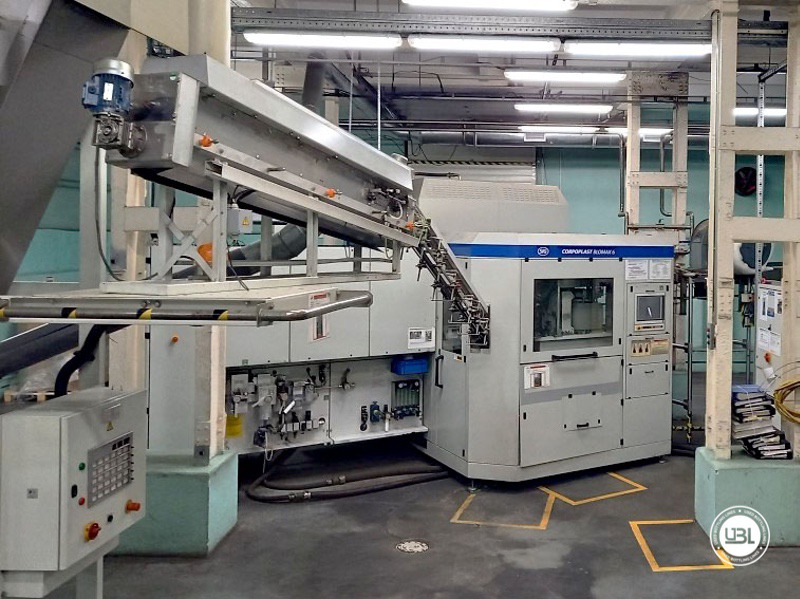 Used KHS Isobaric PET Filling Bottling Complete Line for Beer and Soft Drinks year 2007 up to 10.000 bph - 2
