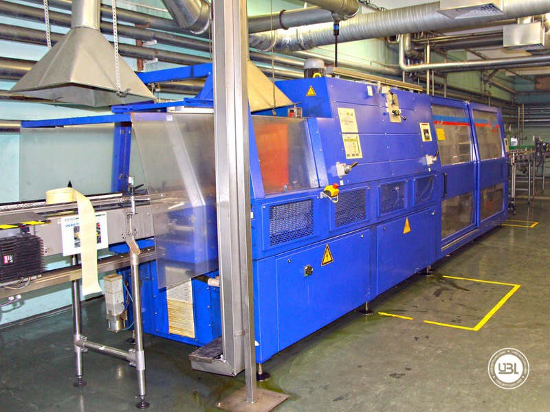 Used KHS Isobaric PET Filling Bottling Complete Line for Beer and Soft Drinks year 2007 up to 10.000 bph - 21