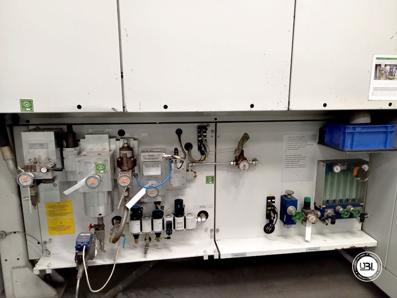 Used KHS Isobaric PET Filling Bottling Complete Line for Beer and Soft Drinks year 2007 up to 10.000 bph - 4