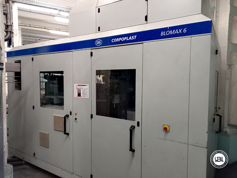 Used KHS Isobaric PET Filling Bottling Complete Line for Beer and Soft Drinks year 2007 up to 10.000 bph - 8