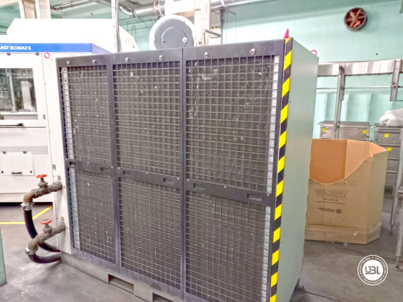 Used KHS Isobaric PET Filling Bottling Complete Line for Beer and Soft Drinks year 2007 up to 10.000 bph - 9
