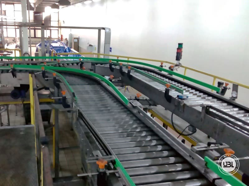 Used KHS Complete Bottling Line for cans 40.000 bph - 11