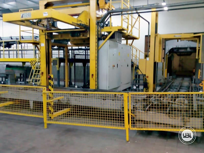 Used KHS Complete Bottling Line for cans 40.000 bph - 13