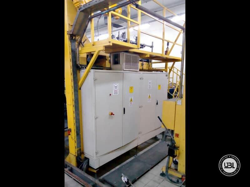 Used KHS Complete Bottling Line for cans 40.000 bph - 15