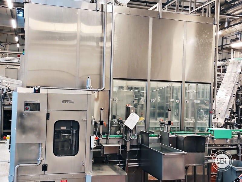 Used KHS Complete Bottling Line for cans 40.000 bph - 2