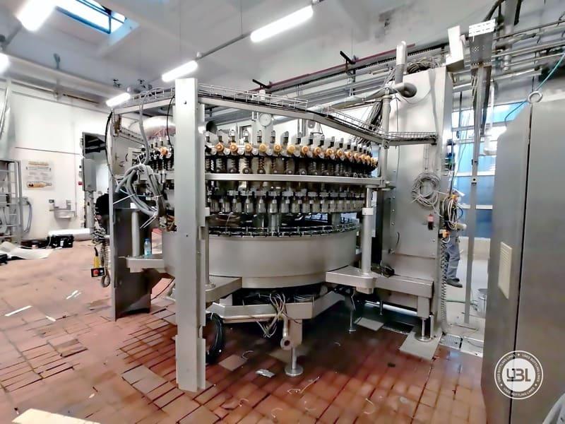 Used KHS Complete Bottling Line for cans 40.000 bph - 4