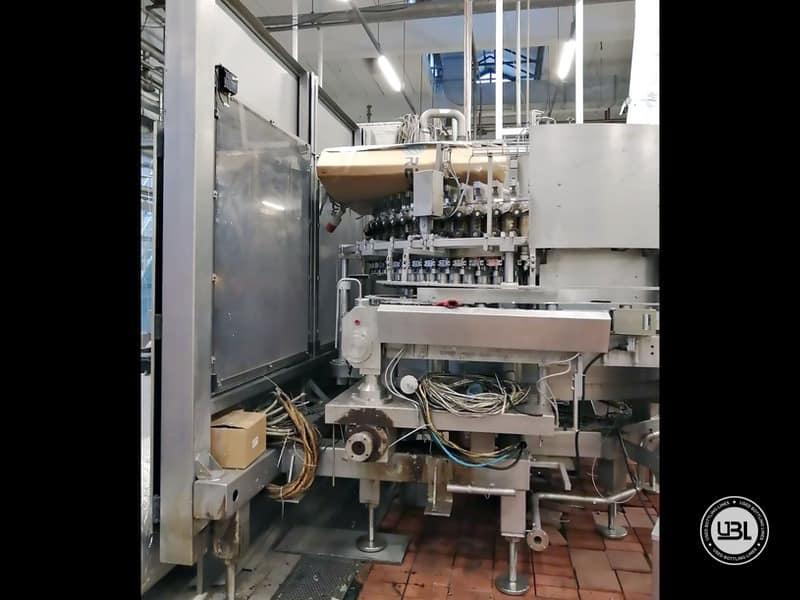 Used KHS Complete Bottling Line for cans 40.000 bph - 6