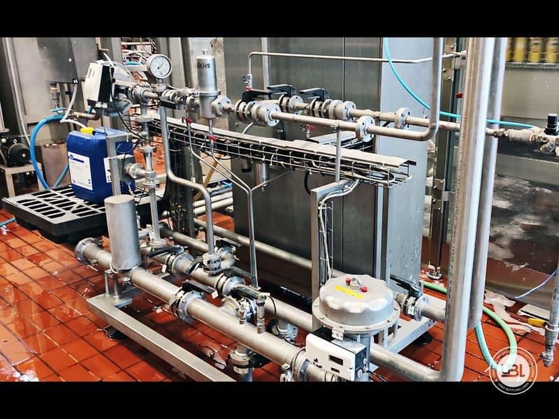 Used KHS Complete Bottling Line for cans 40.000 bph - 7