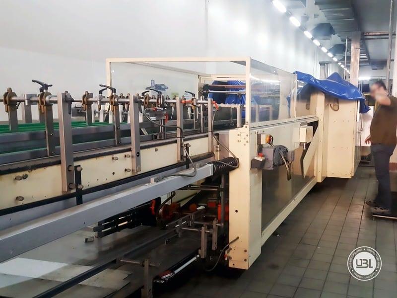 Used KHS Complete Bottling Line for cans 40.000 bph - 9