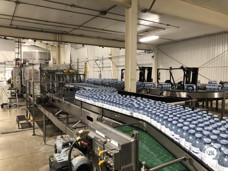 Used Sidel Complete Still Water Bottling Line 36.000 bph year 2005 - 22