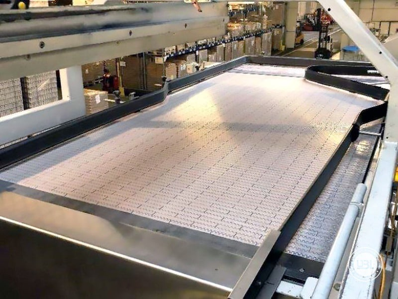 Used Bottling Complete Line for Beer Soft and Flat Drinks Cans up to 24000 cph - 1