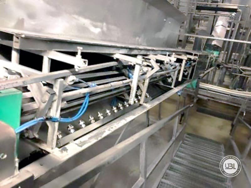 Used Bottling Complete Line for Beer Soft and Flat Drinks Cans up to 24000 cph - 2